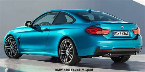 Bmw 4 Series 430i Coupe M Sport Auto Specs In South Africa
