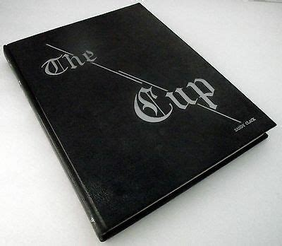 central bible institute yearbook  springfield mo cup
