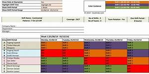 24 7 shift schedule template planner template free With 24 7 work schedule template