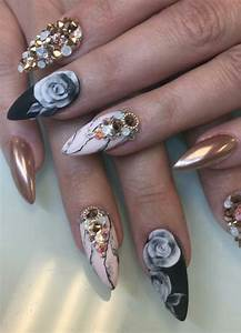 1733 best images about Nails on Pinterest | Gold nails ...