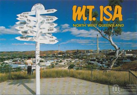 mount isa shire  city queensland places
