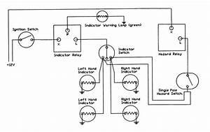 Turn Signal Wired Into Hazards Wiring Diagram