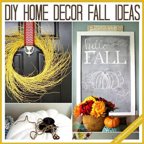 diy fall decorations ideas home decor diy fall ideas the 36th avenue