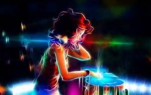 DJ Girl Wallpaper - WallpaperSafari