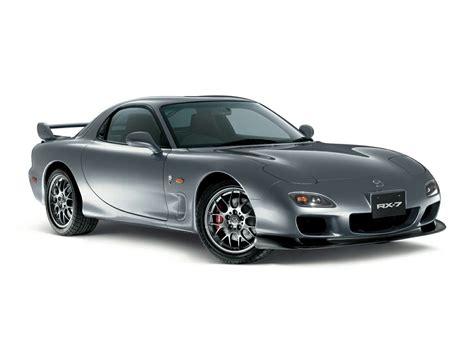 2002 Mazda RX 7 Version 6 Spirit R Type A/B/C