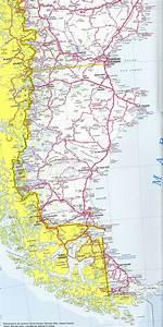 Mapa de rutas de Argentina Mapa de Argentina
