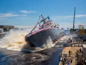 USS Billings Littoral Combat Ship