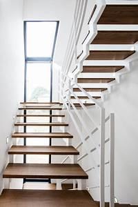 Fenster Für Treppenhaus : einfamilienhaus zi12 modern treppenhaus stuttgart ~ Michelbontemps.com Haus und Dekorationen