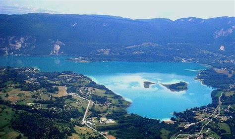 location chambre annecy le lac d 39 aiguebelette photo vue du ciel