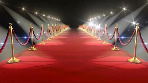 Red Carpet Background  Webm Footage, Background Video