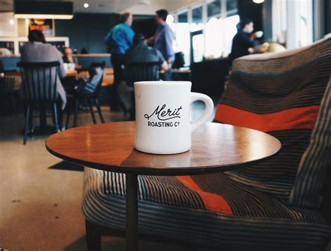 Merit started as local coffee in 2008 in san antonio, but after six cafes sprouted, followed by merit roasting co. Merch - Merit Coffee