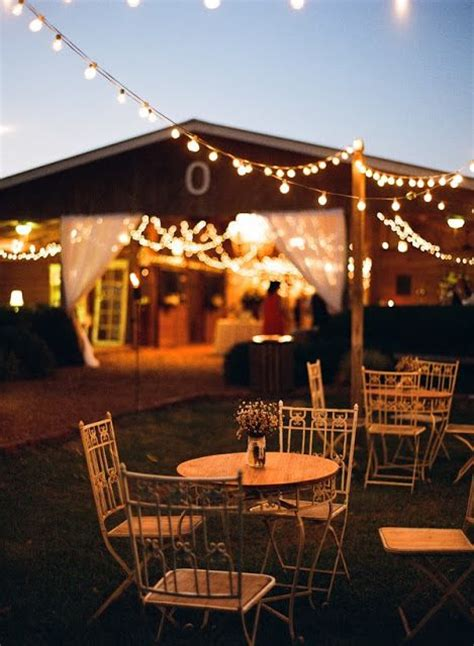 totally ingenious rustic outdoor barn wedding ideas