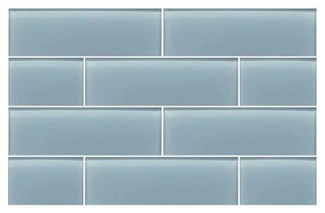 jasper blue gray 4x12 glass subway tiles rocky point