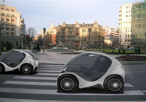 What Is The Future Of Cars In The City?  The Urban Design