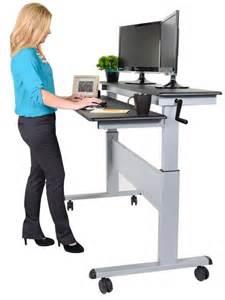 10 best height adjustable standing desk reviews 2017