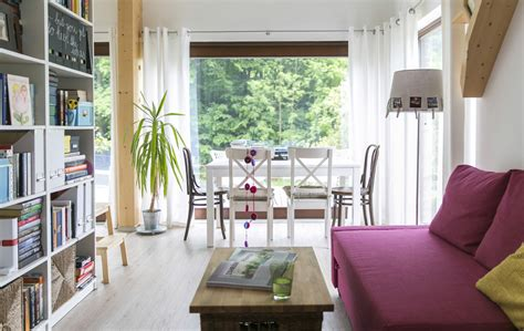 Small Living Room Ideas Ikea by A Small House That S Big On Space