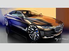 BMW 9er Kommt der XXL7er als eigenständige Baureihe?