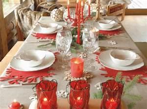 4 Dco De Table Pour Nol Elle Dcoration