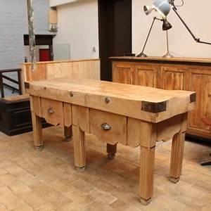 Billot De Boucher Ikea : ma petite boutique meuble industriel antiquit s et d coration du 20 me si cle ~ Voncanada.com Idées de Décoration
