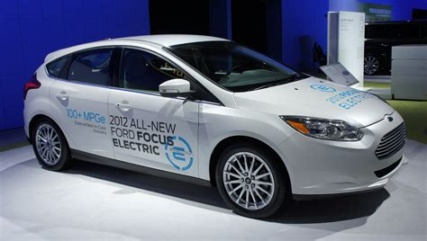 ford electric 2012 ford focus electric markets