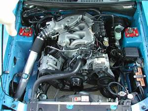 Ford Essex V6 Engine Turbo