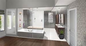 Accessoires Salle Bain Haut Gamme : designer salle de bain haut de gamme design interieur ~ Melissatoandfro.com Idées de Décoration