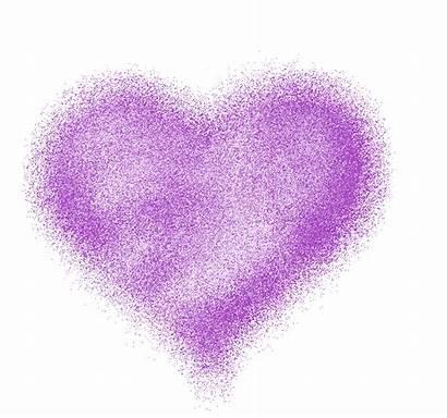 Purple Heart Transparent Clipart Clip Pluspng Coeur