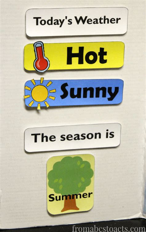 Preschool Calendar Template Printables