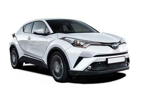 Toyota Car : Toyota C-hr Suv Review