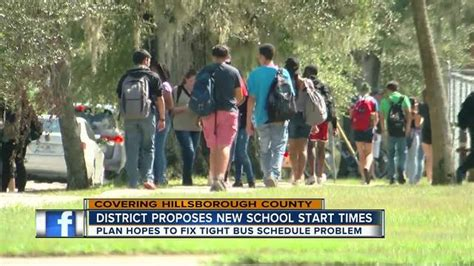 hillsborough county school district introduces proposed