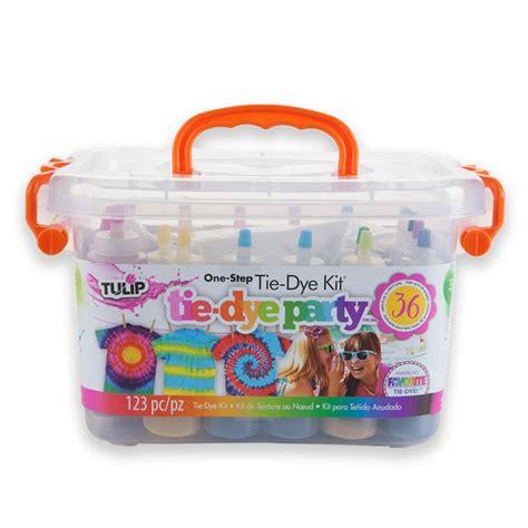 find  tulip tie dye party  step tie dye kit