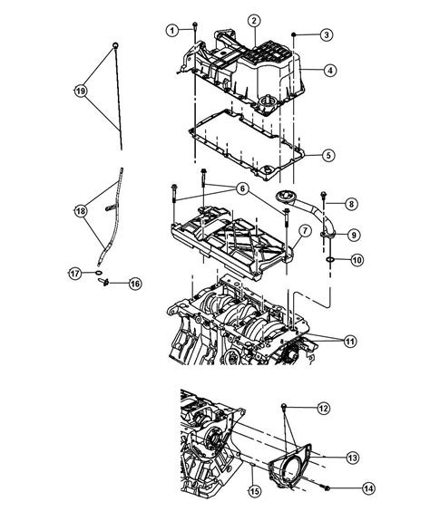 2007 Dodge Charger Engine Diagram by 2007 Dodge Charger Engine Pan And Level Indicator