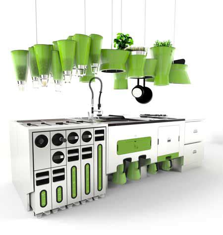 eco friendly kitchen sink ekokook the sustainable kitchen by faltazi green design 7028