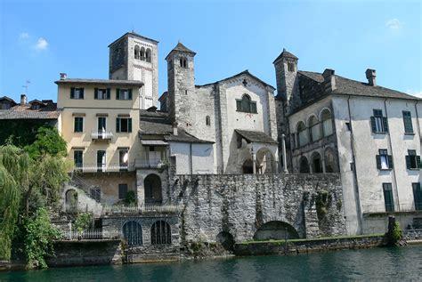 Basilica Di San Giulio Wikipedia