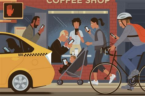 smartphone addiction  affecting  physical