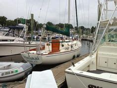 Boats For Sale In Noank Ct by 1982 Pacific Seacraft Mkii 27 Sail Boat For Sale
