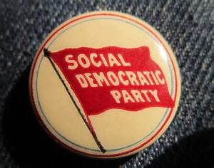 Social Democratic Party of America - Wikipedia
