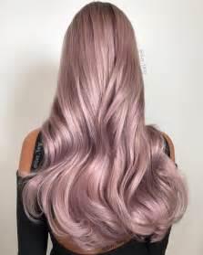 Guy Tang Rose Gold Metallic Hair Color