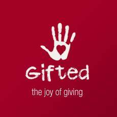 Gifted The Joy of Giving Charity Gift Donations Give