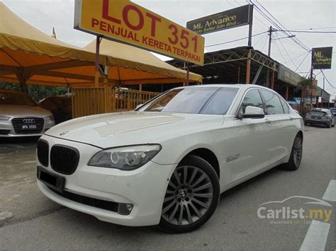 2011 Bmw 740i by Bmw 740i 2011 Comfortable 3 0 In Selangor Automatic White