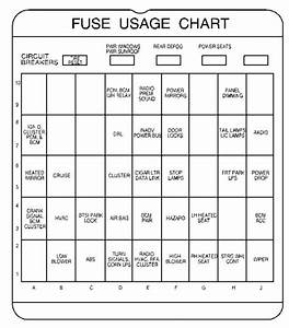 Fuse Box Diagram Of 2000 Century