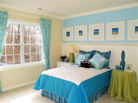 Blue Bedroom Decorating Ideas, Adding Blue Colors To