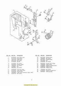 Janome 802 Sewing Machine Service