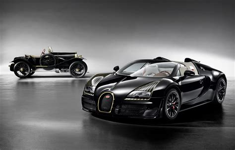 2018 Bugatti Veyron Grand Sport Vitesse Black Bess Review