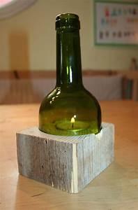 Basteln Mit Glasflaschen : die selbermacherin flaschen recycling kreativ lampen ~ Watch28wear.com Haus und Dekorationen