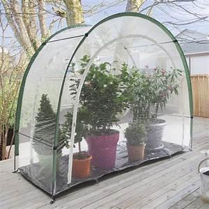 Serre Pour Plante : serre de balcon ou terrasse maxigreen hivernage m ~ Premium-room.com Idées de Décoration