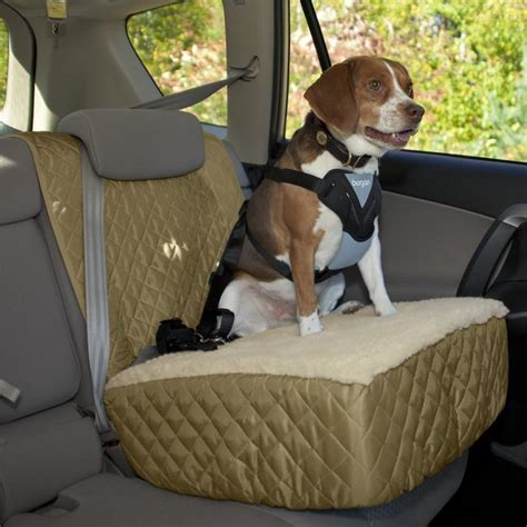 dog car seat booster elevated car seat orvis uk