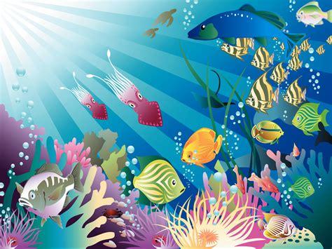 Animated Fish Wallpaper For Pc - animated fish aquarium desktop wallpapers wallpapersafari