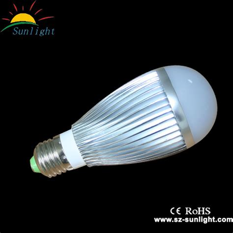 china 6000k white 7x1w led bulbs light bu6002 china