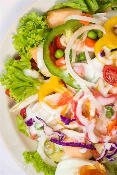 Soup Kitchen Meal Ideas - summer lettuce salad recipe by archana 39 s kitchen